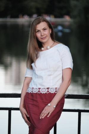 Тренер Елена Тимченко