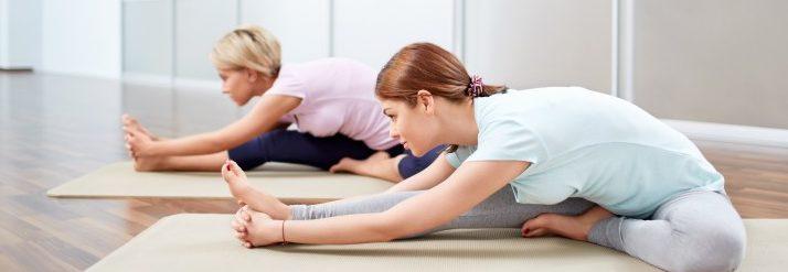 Йога для женщин в Саратове