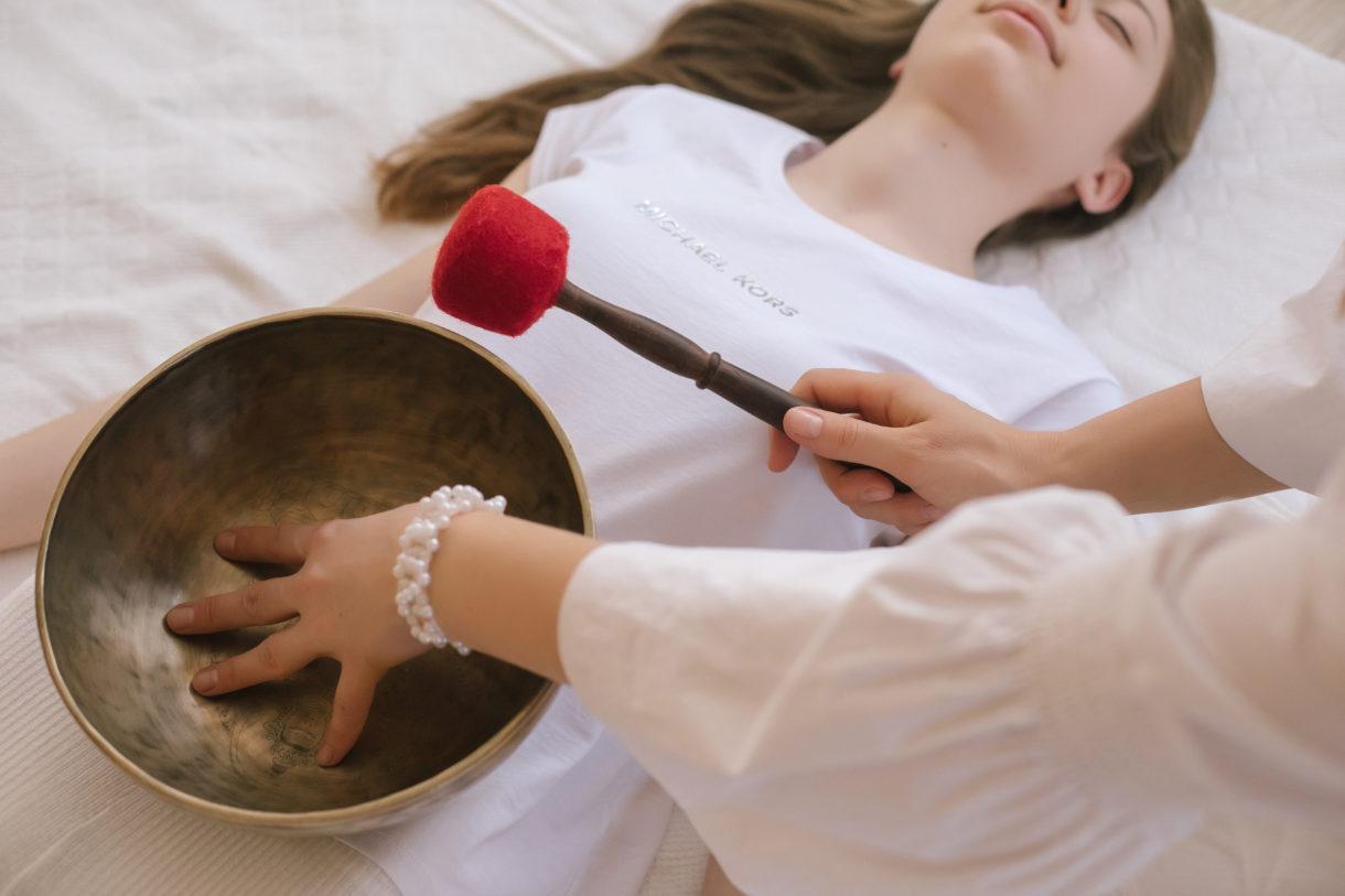 поющие чаши массаж