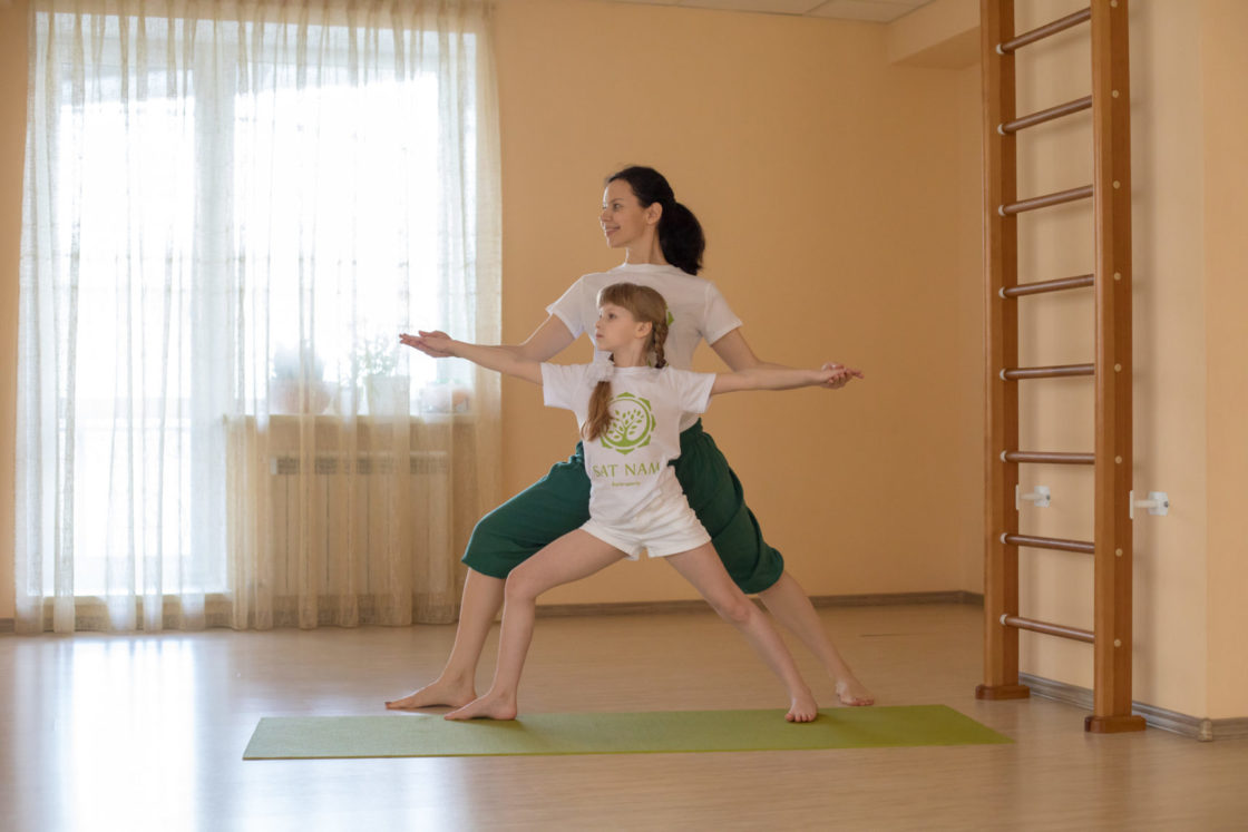 детская йога Саратов