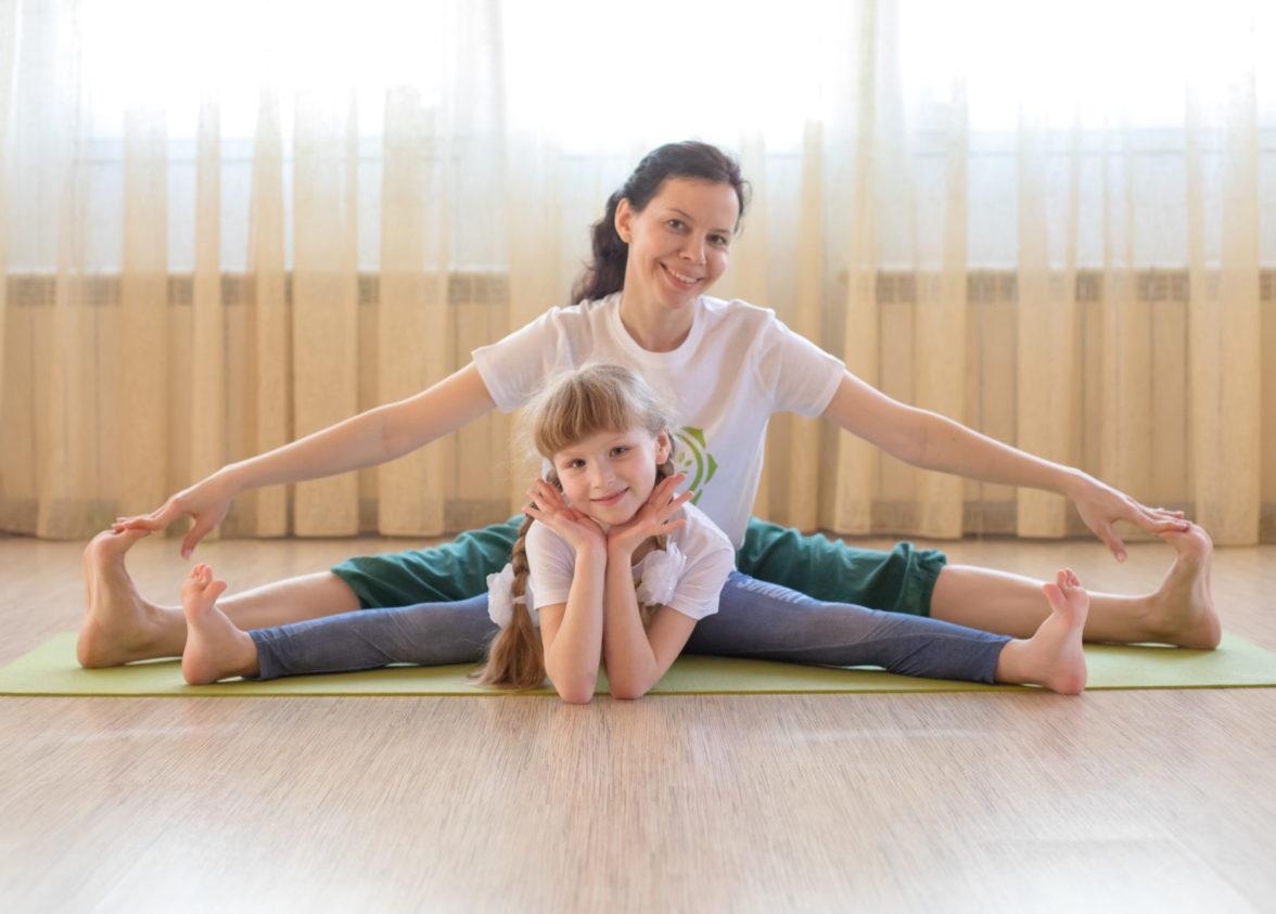 Саратов гимнастика для детей