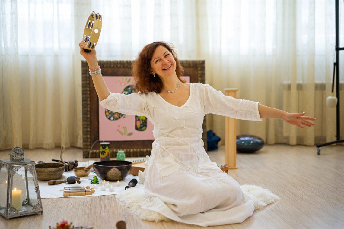 Женская йога в Саратове