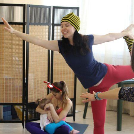 Тренер детская йога Саратов
